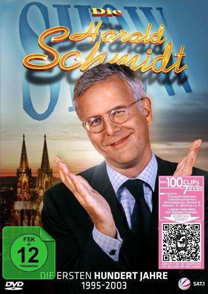 Die Harald Schmidt Show - Die ersten 100 Jahre - 1995-2003