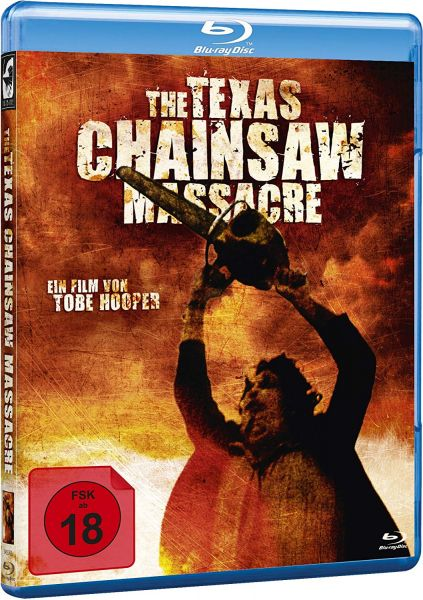 The Texas Chainsaw Massacre (Blu-ray Edition+DVD))