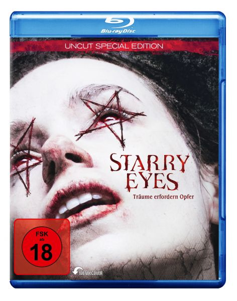 Starry Eyes - Träume erfordern Opfer (Uncut Special Edition)