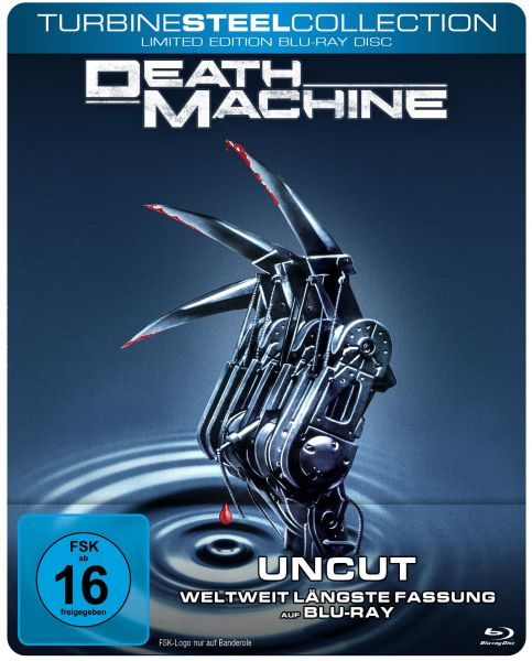 Death Machine (Turbine Steel Collection, limitiert) (uncut)