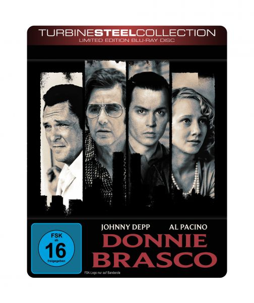 Donnie Brasco [Turbine Steel Collection]