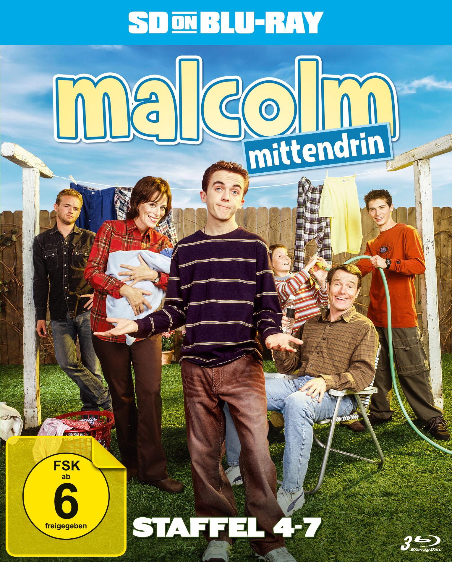 Malcolm Mittendrin Staffel 7