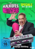 Kalkofes Mattscheibe - Specials 2017 & 2018 (6 Dvds)