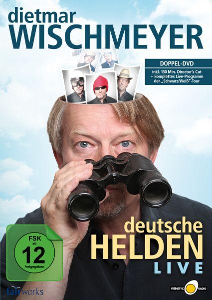 Dietmar Wischmeyer - Deutsche Helden (Live-Doppel-DVD)