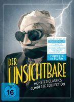 Der Unsichtbare - Monster Classics - Complete Collection (Limited Edition)